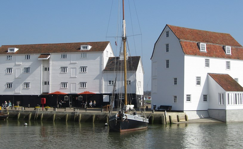 Tide Mill Living Museum