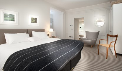 The Crown at Woodbridge - stay - Twin or Double Room